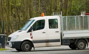 Small Junk Van
