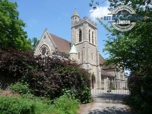 Honor-Oak-Church