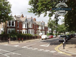 Kensal-Green-Milman-Road