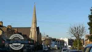 Thornton-Heath-Church