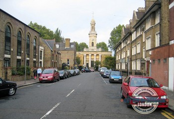 Walworth-St-Peters-Curch
