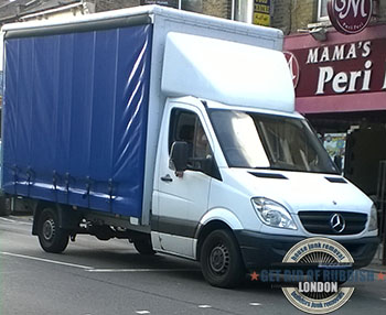 Cost efficient rubbish removal services in Battersea