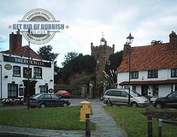 Harmondsworth-UB7