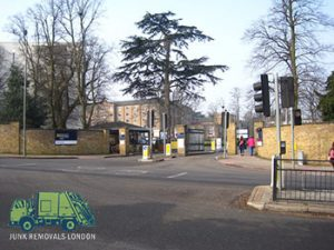 Waste management services in Roehampton