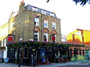 A pub in Barnsbury