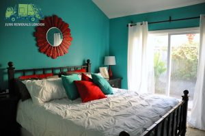 Feng Shui-friendly Bedroom